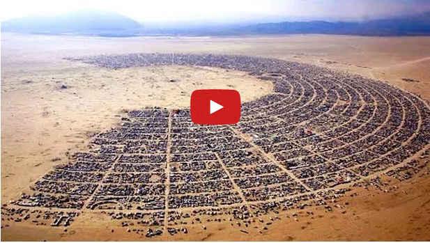 Arte e comunità al Burning Man Festival