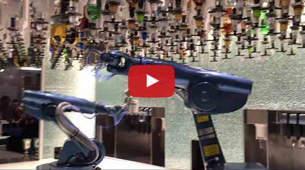 Cocktail robotici