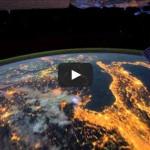 Cosa si prova a sorvolare il pianeta Terra