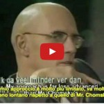 Discussione filosofica tra Foucault e Chomsky su politica e natura umana