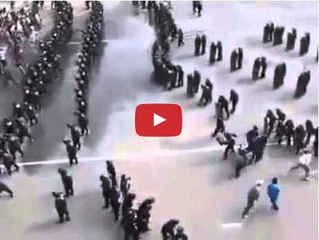 polizia coreana