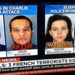 I 4 terroristi degli attentati di Parigi