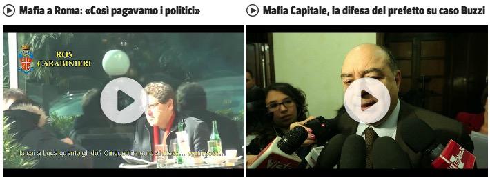Mafia Capitale: un risvolto che spaventa ma non sorprende