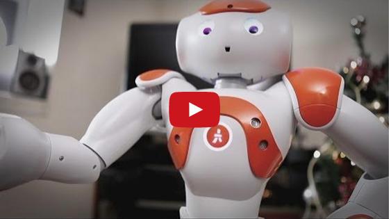 NAO: il robot amico