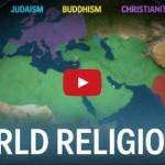 Religioni del mondo. Ecco come sono cambiate negli ultimi 2000 anni