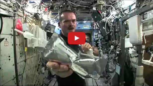 Vita a bordo della Stazione Spaziale Internazionale
